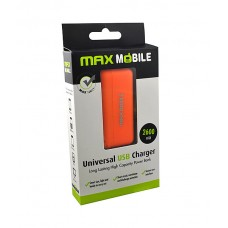 Prijenosni punjač Max Mobile 2600 mAh