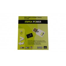 USB DVB-T Stick Max Power EzTV800