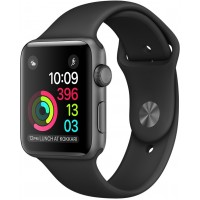 Apple Watch Series 2 38mm Space Gray Aluminium Black