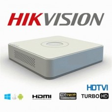 Hikvision HD snimač DS-7104HGHI-K1 4 CH do 2 MP