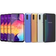 Samsung Galaxy A50 128GB Dual Sim Blue