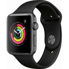 Apple Watch Series 3 42mm Space Gray Aluminium Black