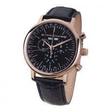 Sat Chrono Diamond Argos rosegold IP