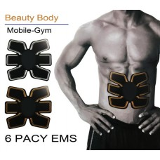 Beauty Body Mobile-Gym 6 Pack EMS stimulator mišića