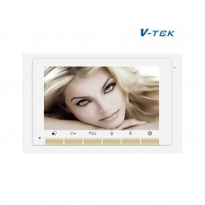 VTEK video monitor DT 17