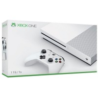 MICROSOFT XBOX ONE SLIM 1TB White + Igra GTA V